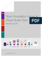 Team Foundation Server to Visual Studio Team Services Migration Guide