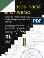 Libro 14 Pasos hacia el universo