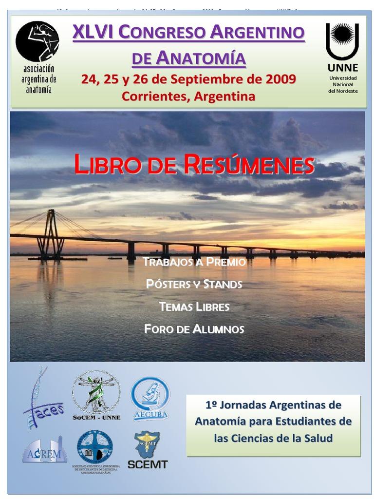 2009 - AAA - Libro de Resúmenes