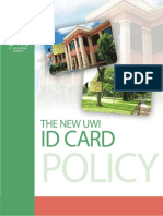 ID Card Policy