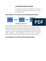 Fire Alarm Circuit Using Germanium Diode.docx