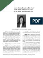 Artigo_Entrevista Com Marilda Gonçalves Dias Facci