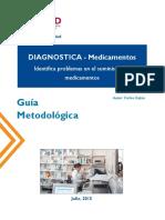 Diagnostica Medicam Guia Metodologica