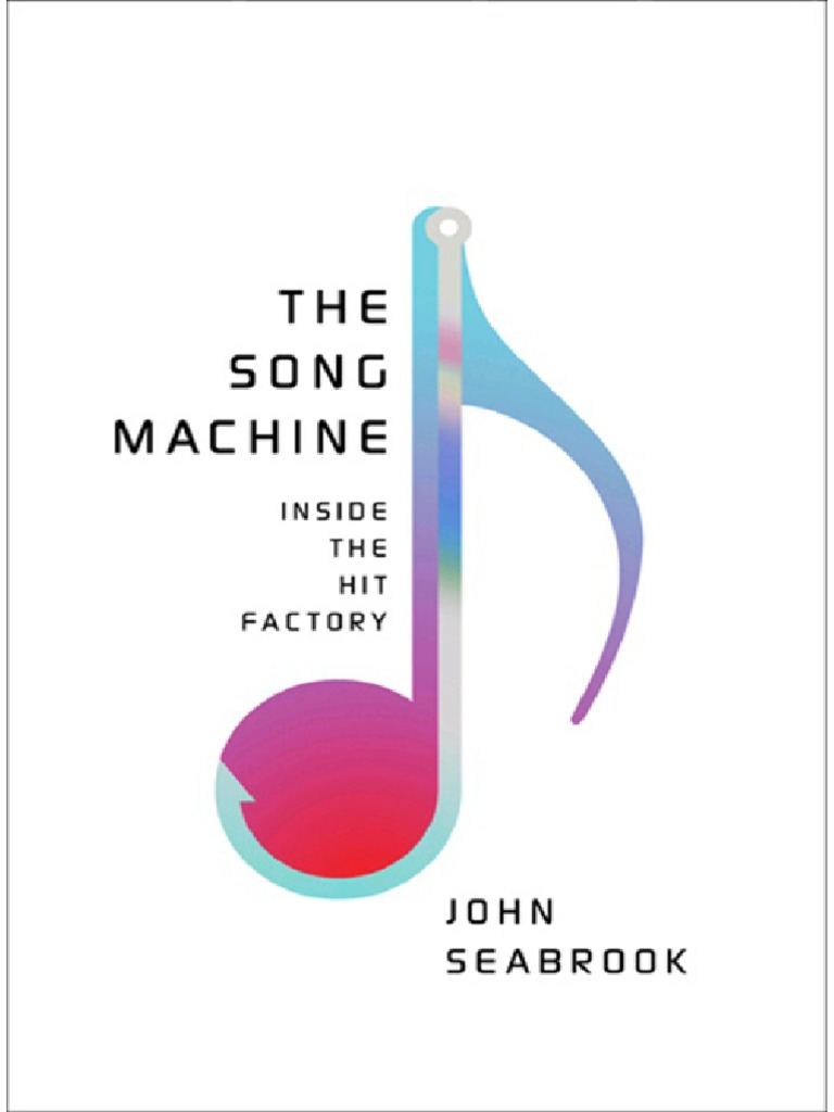 The Song Machine Inside the Hit Factory | Compact Disc