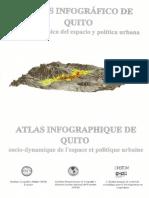 Atlas Infográfico de Quito