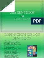 2. Los Sentidos (Plantilla Fondo)