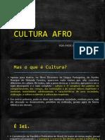 Cultura Afro