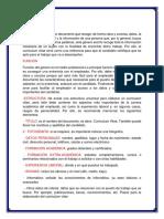 Documento y Formulario Admon