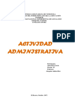 Aguasanta Derecho Administrativo