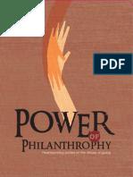 Power of Philanthrophy