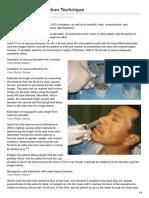 Emedicine.medscape.com Nasogastric IntubationTechnique