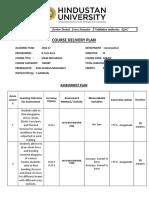 Assessment Plan 2016-17