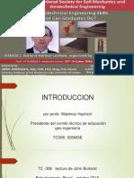 Profesor -John Atkinson- Español