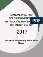 Manual Practico Detracción Retención y Percepción Del IGV