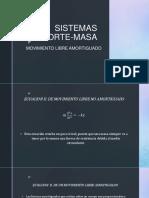 Sistemas Resorte-masa