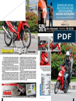 Kawasaki Magic2 Ed100