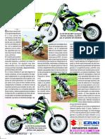 Kawasaki KX Ed19