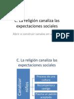 C. La religión canaliza las expectaciones sociales.pptx