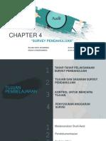 PPT Kel. 2 (Survei Pendahuluan, Program Audit)