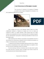 Durabilidad de estructuras de hormigon armado