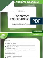 Credito y Endeudamiento
