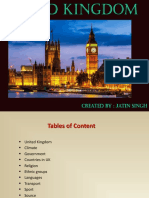 UK's Climate,Goverment,Countries, Religion,Languages,Transport and Sport