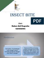 Insect Bites Katon