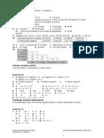 Maths Frameworking 1.2 Answers