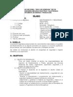 Sílabo_Mantenimiento y Seguridad Industrial