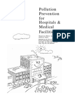 Pollution Prevention for Hospitals & Medical Facilities