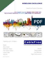 CableFree Leaflet 2016