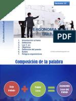 Ergonomia en El Trabajo- Aula (1)