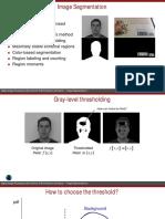 6 Image Segmentation Combined