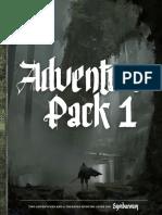 Symbaroum Adventure Pack 1