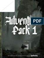 Symbaroum Adventure Pack 1