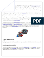 Types and Models
