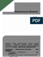 3-Administrasi kontrak