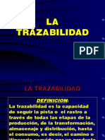 TRAZABILIDAD 2003.ppt
