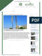 Cara menghitung lama waktu sewa pompa cor beton - ilmusipil.pdf