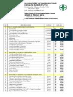 Retirbusi Pelayanan 2013 PKM-PP