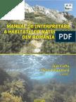 Manual de Interpretare a Habitatelor