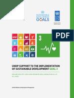 SDG 3 Health