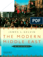 James L. Gelvin - The Modern Middle East. a History - epub