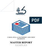 Master Reports Vers 2015