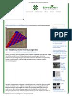 cara menghitung volume material pasangan bata.pdf