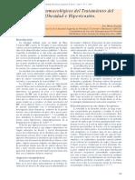 Modalidades de Abordaje en El Tratamiento No Farmacologico de La Obesidad