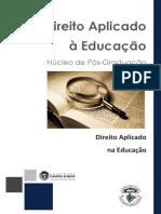 Apostila de Direito Aplicado Na Educação