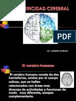 Emisfericidaad Cerebral Sandra Vargas