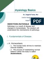 Ppt Pathophysiology Basics
