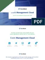 EventBank - Marketing Cloud Presentation CN